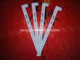Pvc van uitstekende kwaliteit Promotional 3D Plastic Strap Lanyard (ps-022)