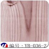 Yingcai 1m 넓은 목제 곡물 PVA 수력 발전 필름