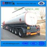 De aangepaste Semi Aanhangwagen van de Vrachtwagen van de Tanker van de Diesel Brandstof van het Vervoer