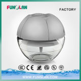 Purificador y ambientador agua-aire encendidos con Ionizer