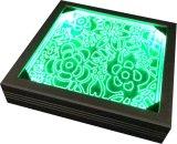 공원 정원 사각 태양 LED 벽돌 빛 램프