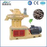 Pelota de madeira da serragem da biomassa da capacidade 2t/H que faz a máquina