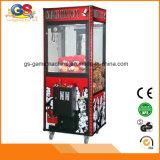 Máquinas del gancho agarrador de la máquina de juego de la grúa del juguete de la venta de la grúa