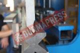 Wc67y-80t / 4000 Máquina de cisalhamento de guilhotina usada para cortar chapa metálica