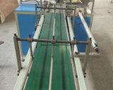 Machine à emballer multi semi automatique de papier de soie de soie de toilette de Rolls de vitesse petite