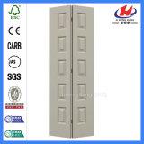 Puerta de plegamiento de madera del armario Bi-Fold interior (JHK-B08)