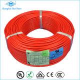 Cable aislado blindado silicón con 18 20 22 24 AWG