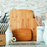 Разделочная доска естественного цвета Bamboo с высоким качеством