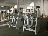 Eindeutige Kleber-Einsacken-Maschine des Entwurfs-10-50kg vertikale