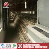Батареи звезды серебра оборудования птицефермы для кладя куриц (A3L90)
