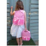 Sacos encantadores do tutu do bailado da cor-de-rosa da menina para o centro de dia/escola/a trouxa classe de dança