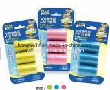 Macchina per l'imballaggio delle merci della bolla automatica per i sacchetti biodegradabili esterni di Poop del cane