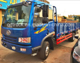 FAW 4X2 Bestelwagen van de Lading van de Plicht van 7 Ton de Lichte