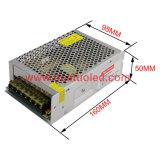 alimentazione elettrica di 12V16A LED/lampada/banda a tubo/flessibile non impermeabile