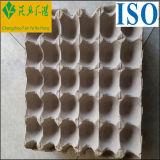 Aufbereitete Massen-Papier-Ei-Tellersegmente