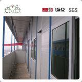 Chambre préfabriquée de construction d'appartement stable de bâti en acier