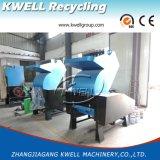 Película/bolso/botella que machaca la máquina, trituradora plástica de la basura para PE/PP/Pet/ABS/PS