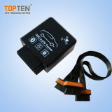 2G y 3G OBD del GPS del coche herramienta de diagnóstico de lectura de códigos de motor, el consumo de combustible (TK228-ER)