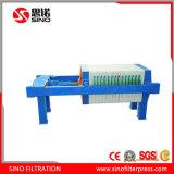 Машина давления фильтра ручной операции с конкурентоспособной ценой