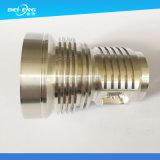 Piccolo servizio medico dell'OEM della parte CNC dei pezzi meccanici dell'asse di alta precisione 5 di MOQ
