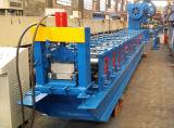Comitato d'acciaio galvanizzato per il rullo ambulante della scheda dell'impalcatura che forma macchina