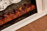 セリウム(325S)が付いている電気暖炉を熱する時代物の家具TVの立場