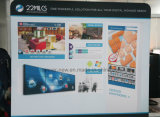 Spannkraft-Gewebe-beweglicher Ausstellung-Standplatz, Ausstellungsstand, Tradeshow (KM-BSZ21)
