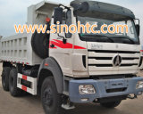 メルセデスBenze 30-50t V3 Ng80 Beibenのダンプのダンプカートラック