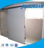 Conservación en cámara frigorífica de los pescados para la venta