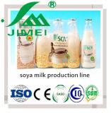 Milch-füllende mit einer Kappe bedeckende Maschinen-/Flaschen-Milchproduktion-Zeile (cm)