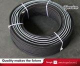 SAE 100 R2atのMshaの公認の堅いカバーとの油圧ホース/鋼線の編みこみの油圧ホースEn 853 2sn