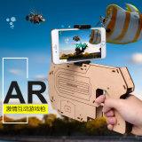 Het houten Kanon van het Stuk speelgoed van AR voor 3D het Ontspruiten Spelen