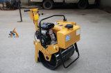 Diesel-oder Benzin-Motor-Aufbau-Maschinerie-verwendeter Weg hinter Straßen-Rollen-Preis
