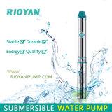 versenkbare Pumpe der tiefen Vertiefungs-1HP für Pakinstan (75QJD1.8-26/0.75kW)