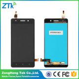 Индикация Repalcement LCD для экрана касания почетности 4c Huawei