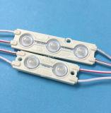 Forneça o módulo UL LED projetado para iluminação interna de placas de caixa ao ar livre