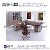 Деревянная офисная мебель 0Nисполнительный таблицы самомоднейшая от Китая (BF-008#)