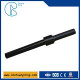 Schwarzes HDPE zu den Stahlübergangs-Rohr-Kniestücken