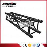Shizhan 300*300mm Puder-schwarzes Quadrat-Aluminiumzapfen-Binder