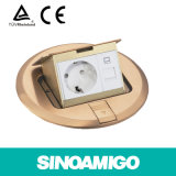 De Contactdoos van de Vloer van het Punt van Sinoamigo spu-8b