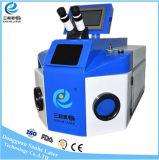 200W de Machine van het Lassen van de Vlek van de Laser van de Verwerking van de Juwelen van China