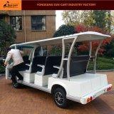 14 Sitzelektrischer besichtigenbus