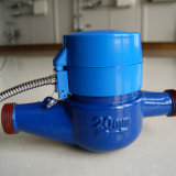 Medidor de água do baixo preço R250, medidor de fluxo de controle remoto, medidor de água de Kent