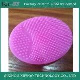 Resuableのゴム製洗浄ブッシュのシリコーンの皮はクリーニングの洗浄表面ブラシをごしごし洗う