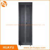 A cremalheira do server de 19 polegadas e a caixa as mais novas de Oraganize com o fabricante exalado dobro da porta traseira