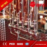 500L roestvrij staal Ss304 of de Rode Distilleerderij van de Wodka van het Koper voor Verkoop