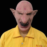 La máscara del grito del látex de Cosplay del reino del Goblin de Dnf