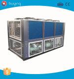치는 위로 기계를 위한 공기에 의하여 냉각되는 나사 냉각장치