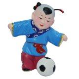 Artesanía, 1 conjunto de las muñecas del total 7 con la cultura china