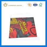 Bolsa de papel impresa para los ficheros (bolso del sobre del fichero)